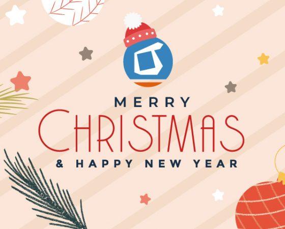 2019 Merry Xmas & Happy New Year