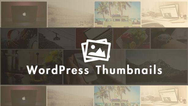 WordPress的縮圖產生機制